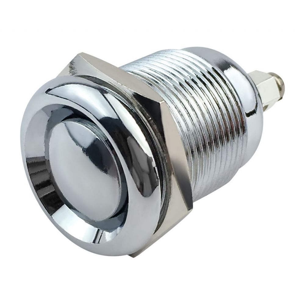 12V 20A Stainless Push On Switch